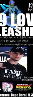 Fame Faiella LIVE @ 239 Love April 5th 2