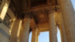 Les colones du Panthéon