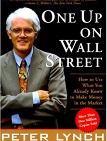 Peter Lynch's 'One up on wall street' book review & Summary