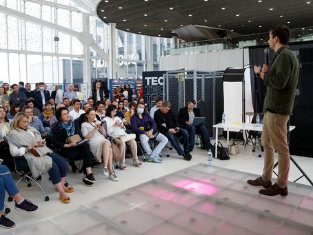 При поддержке Ассоциации 1-3 июня в Москве прошла конференция Tech Week 2021