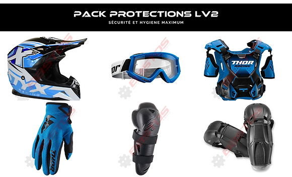 PACK PROTECTIONS LV2