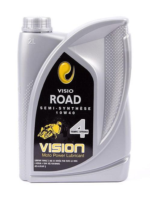 Vision - Huile 4T 10W40 2L - Semi Synthèse