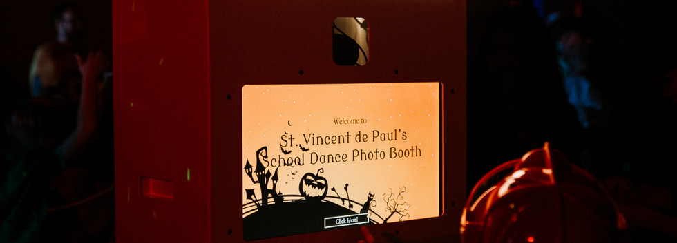 Photo Booth School Dance