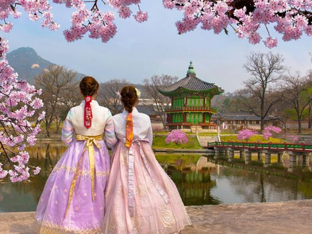 Tempat Yang Wajib Kamu Kunjungi Saat Musim Semi di Korea