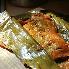 "Pasteles/Puerto Rican ""tamale"""