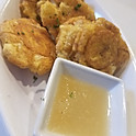 Tostones (green plantains)