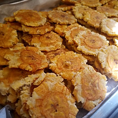 TOSTONES/GREEN PLANTAINS
