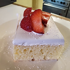 TRES LECHES CAKE (1/4 SHEET)