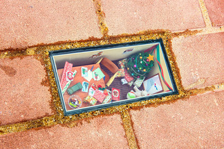 玻璃磚_過聖誕