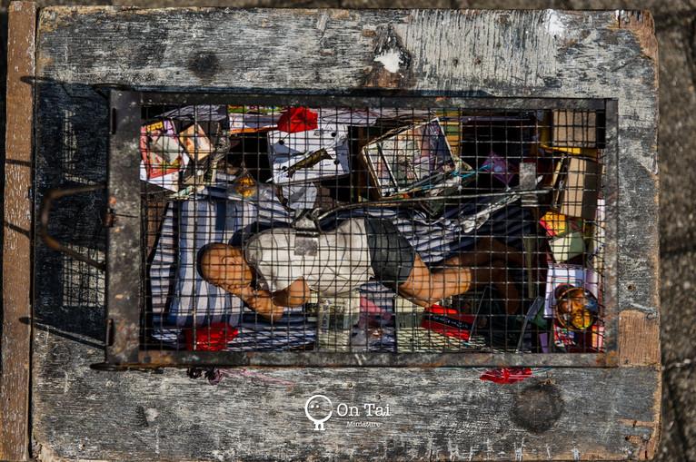 籠人 Caged Home