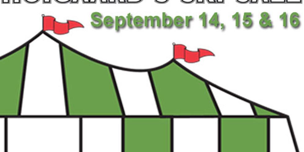 Hoigaard's Tent Sale
