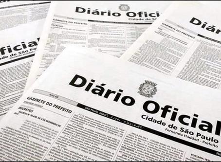 O que é o Diário Oficial e para que serve este Jornal