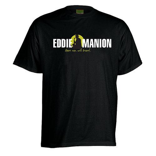 "Official Eddie Manion ""Have sax, will travel"" Men's T Shirt"