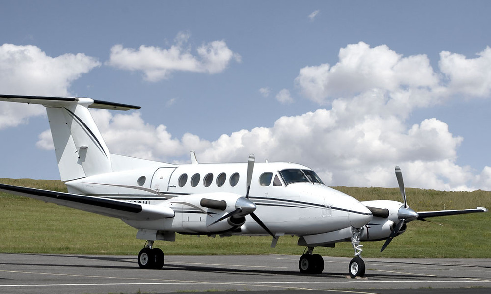 Turboprop: Beechcraft King Air