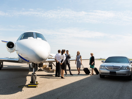 Top 8 Reasons To Fly Private Jet Charter