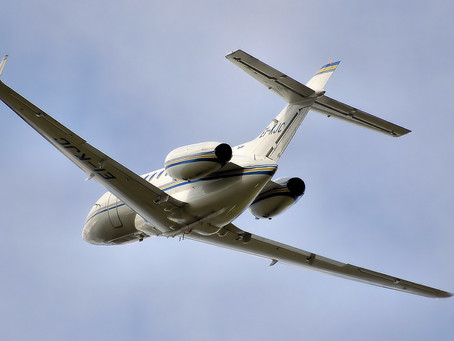 Light and Medium-size Private Jet Charter on the Rise