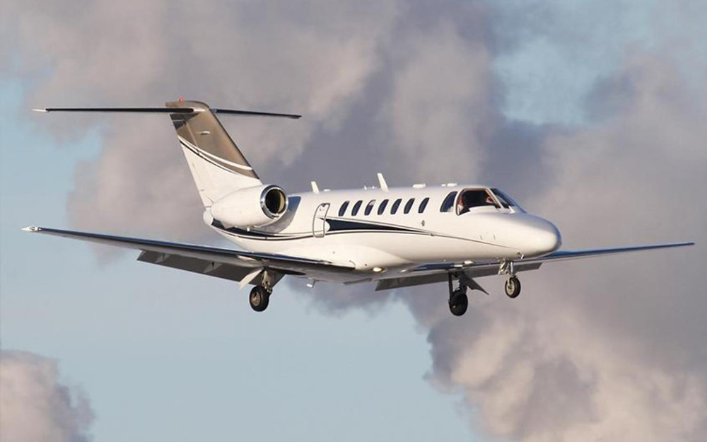 Mid-size Jet: Citation CJ3
