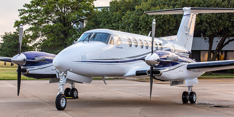 Private Jet: King Air 360