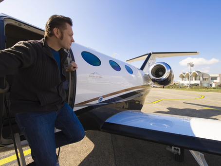 How Does Private Jet Charter Actually Help You Save Time?