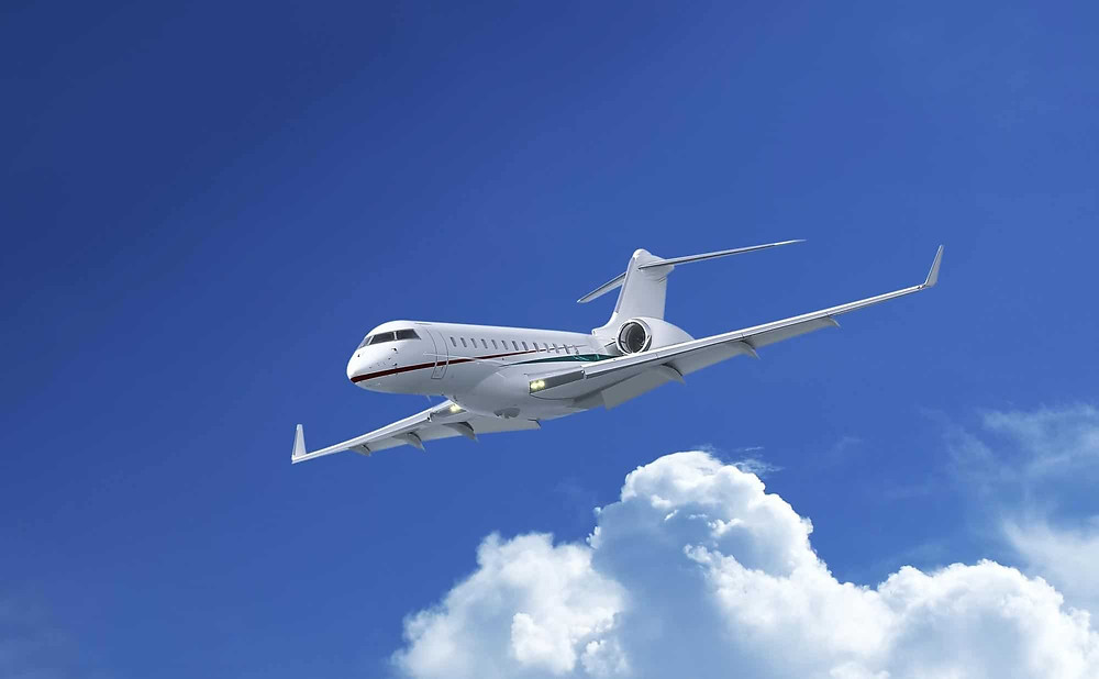 Private jets can offer more flexibility in how weather affects flights.