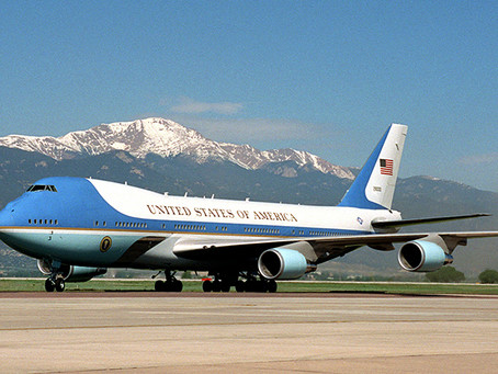 What Private Jet Does the U.S. President Use?