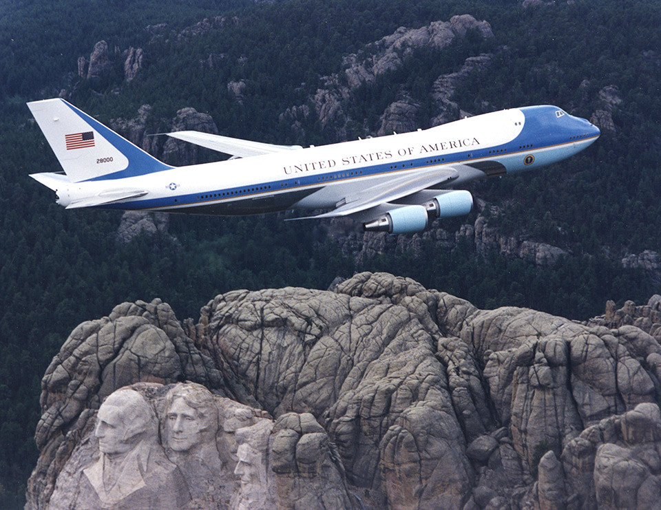 Air Force One - Boeing 747, VC-25A