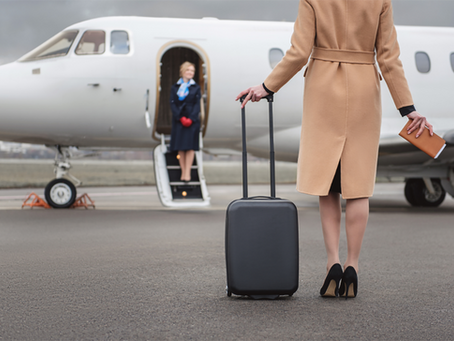 Tips For First-Time Private Jet Charter Flyer