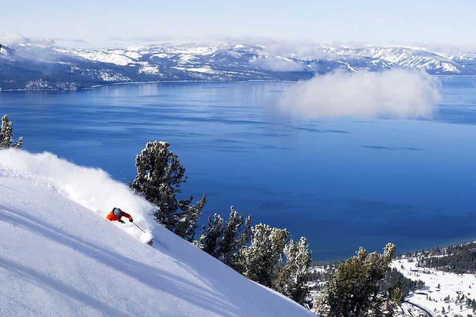 Lake Tahoe, California
