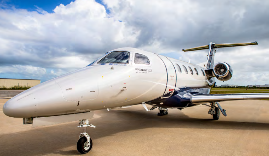 Light Jet: Phenom 300E