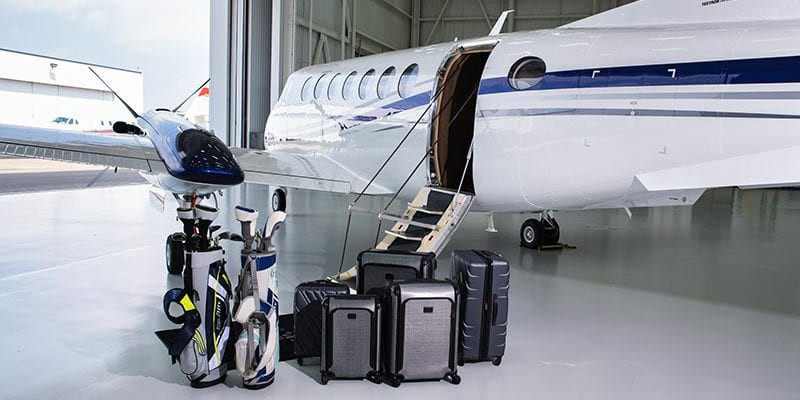 How Much Luggage Can You Bring on a Private Jet Charter Flight?