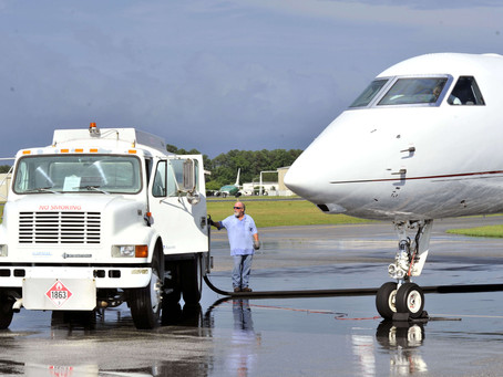 Does My Private Jet Charter Flight Need a Fuel Stop?