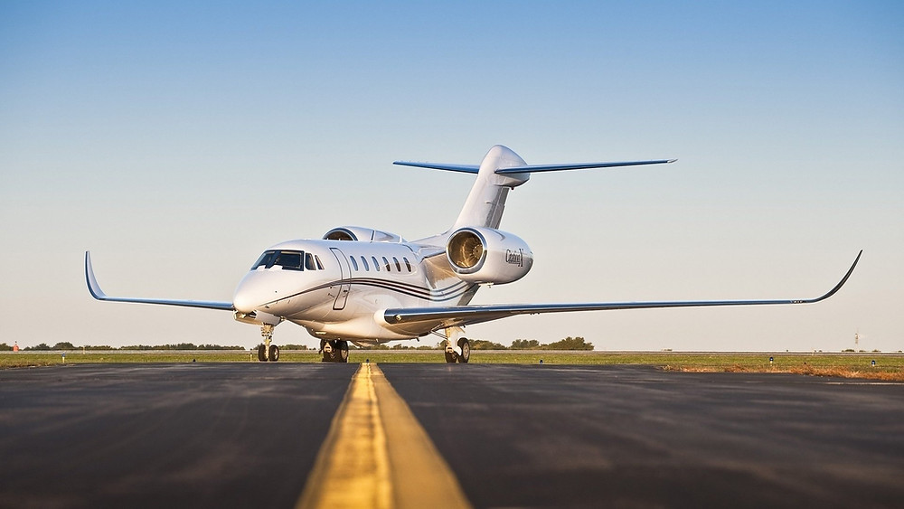 When It Comes to Private Jet, Age Is Just a Number