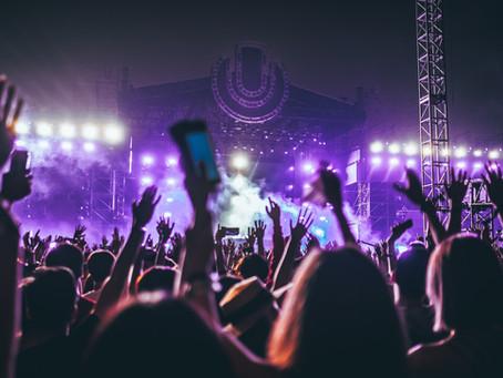 Private Jet Charter For Music Festivals