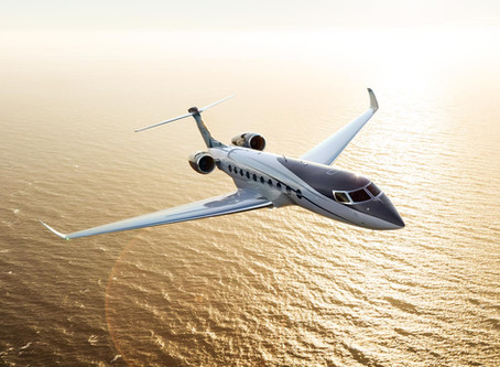 Inside The 5 Most Luxurious Private Jets in the World