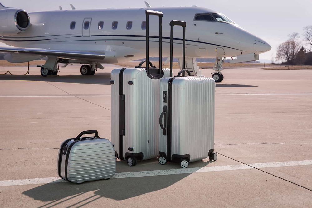 How Much Luggage Can You Take on Private Jet Charter