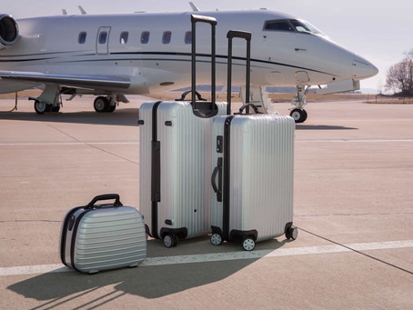 How Much Luggage Can You Take on Private Jet Charter?