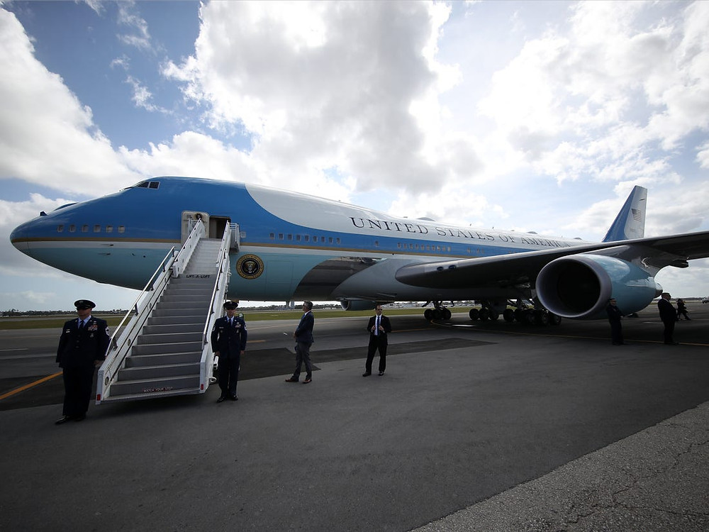 Presidential Airplane - Air Force One