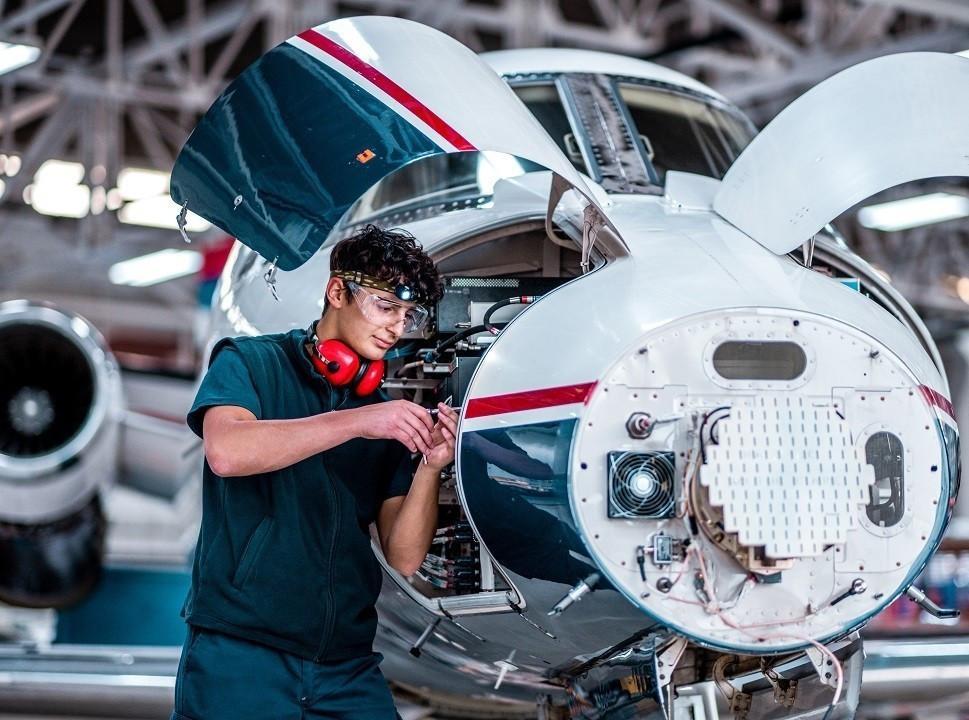 private jet maintenance