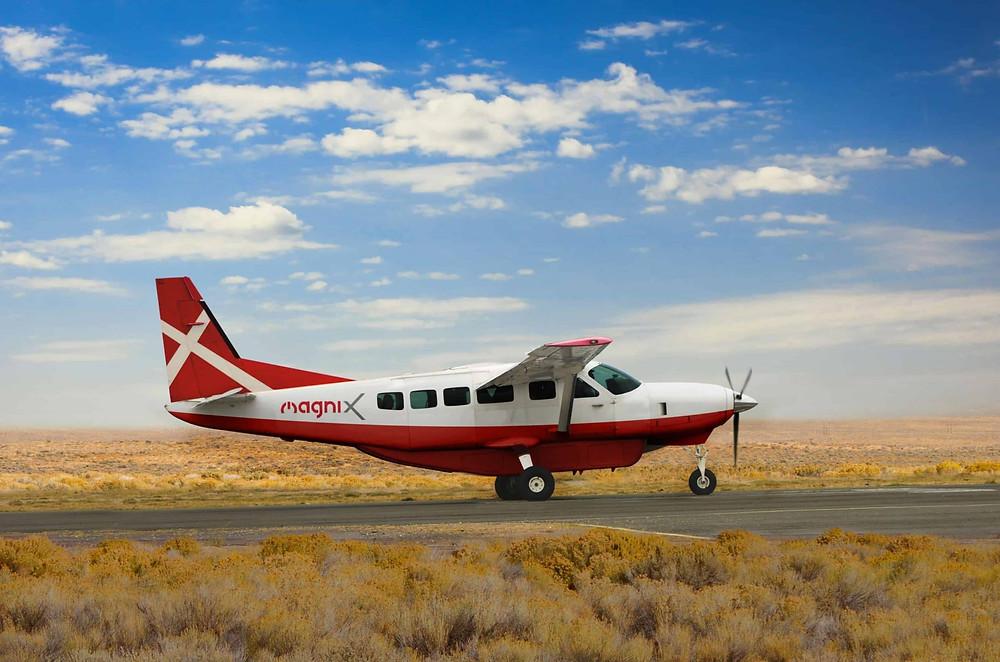 Magnix Electric Flight