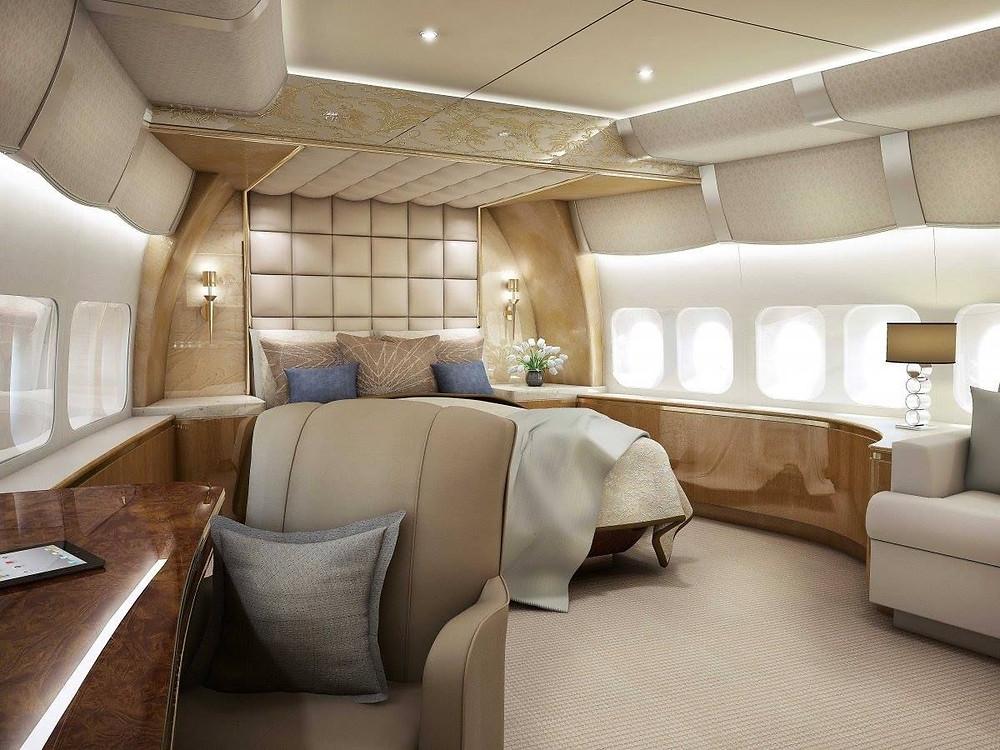Boeing Business Jet 747-8i