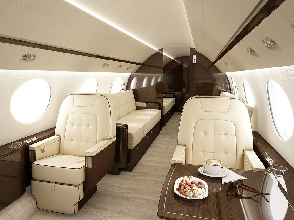 Charter A Private Jet with Airacer