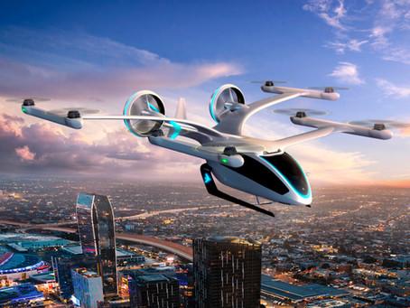eVTOL: Envision the Future of Urban Transportation