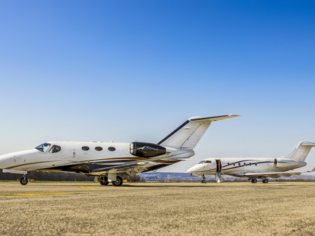 What Is Floating Fleet in Private Jet Charter?