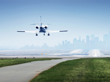 Fly Coast to Coast by Private Jet Charter