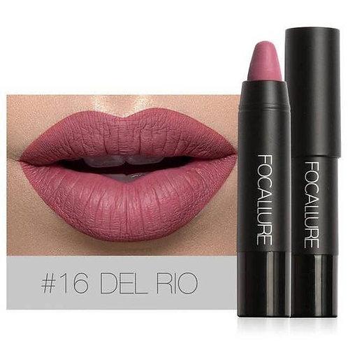 Matte Lipstick - #16 Del Rio