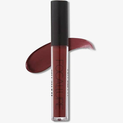 Waterproof Matte Liquid Lipstick - #03
