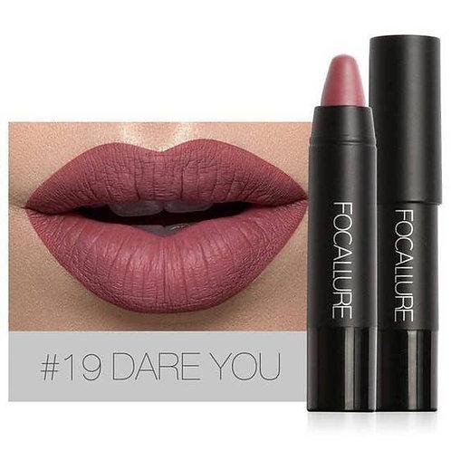 Matte Lipstick - #19 Dare You