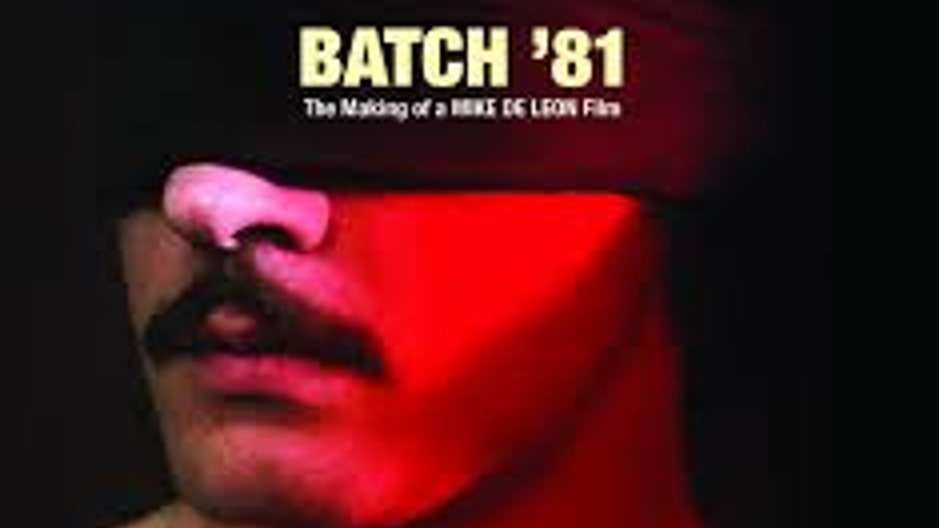 Batch '81 (1982, Mike De Leon)