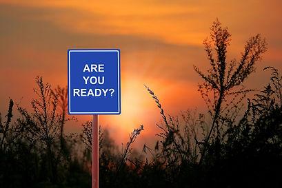 A sign warning a New Paradigm Ahead..jpg