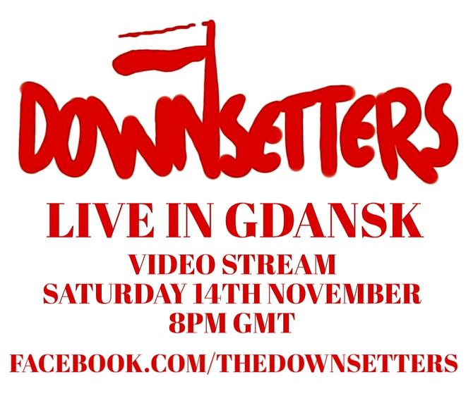 LIVE IN GDANSK